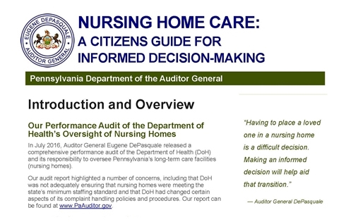 Nursing Home Guide