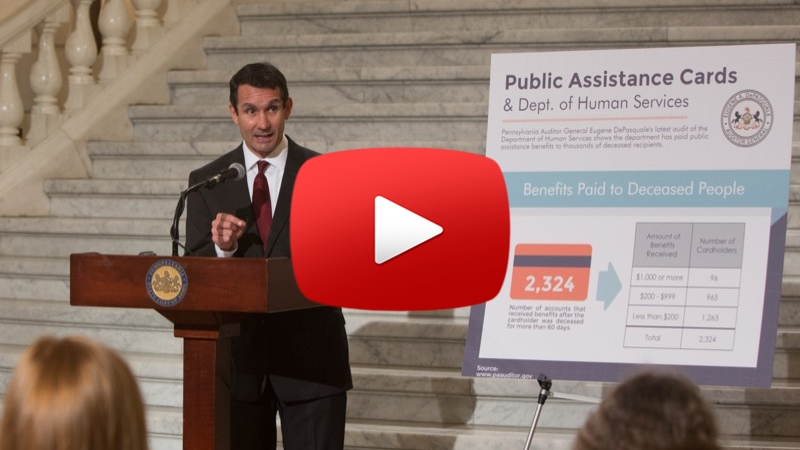 Pennsylvania Department of the Auditor General -Auditor