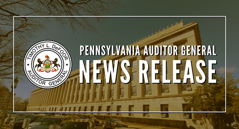pennsylvania department of the auditor general depasquale furious